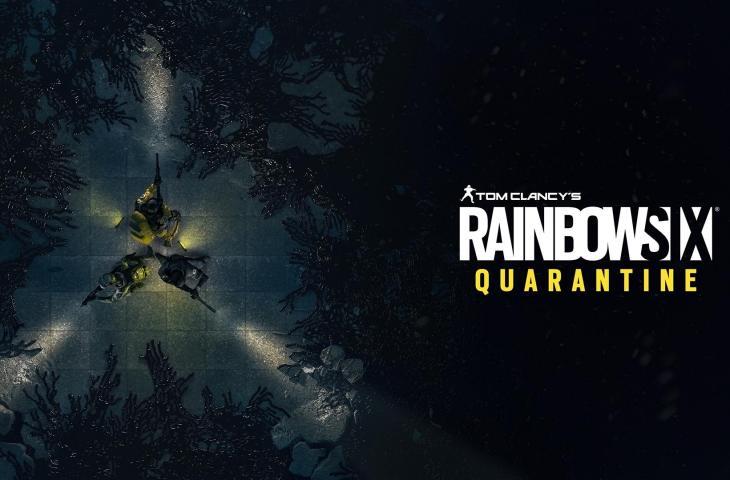 Rainbox Six Quarantine. (Ubisoft)