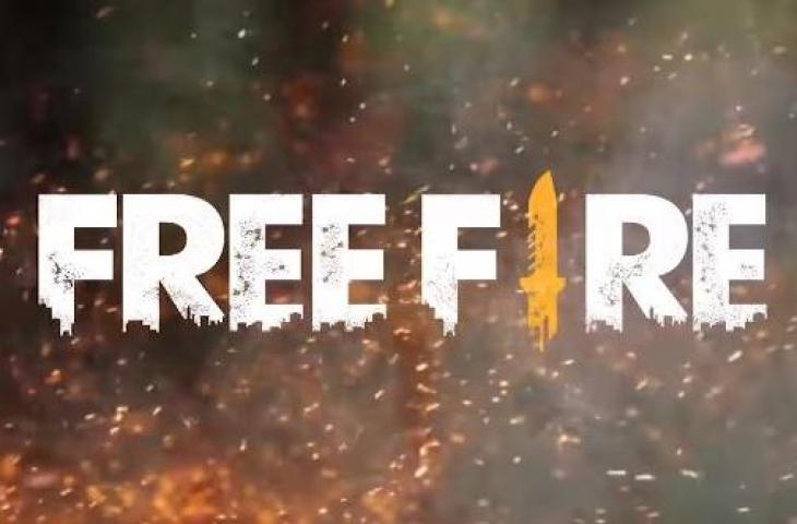 Ilustrasi logo Free Fire. (YouTube/ Garena Free Fire Indonesia)