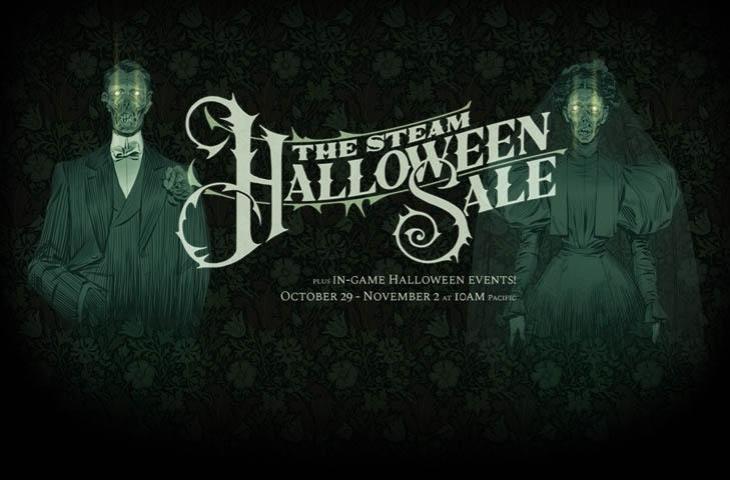 Steam Halloween Sale 2020. (Steam)
