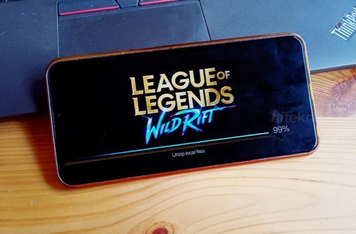 League of Legends Wild Rift. (HiTekno.com)