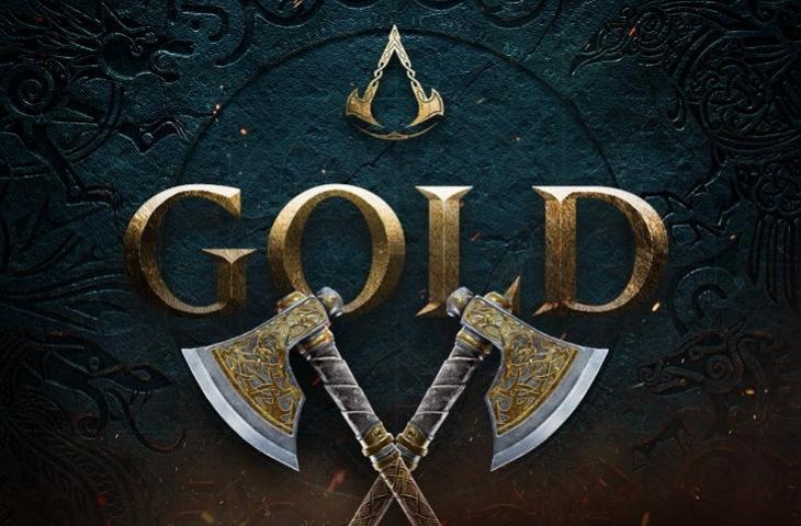 Assassins Creed Valhalla Gold, rampung dikerjakan. (Twitter/ assassinscreed)