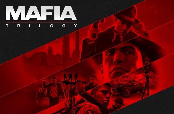 Mafia Trilogy. (2K)