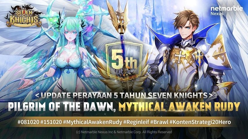 Seven Knights. (Netmarble)