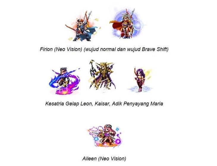 Final Fantasy Brave Exvius. (Square Enix)
