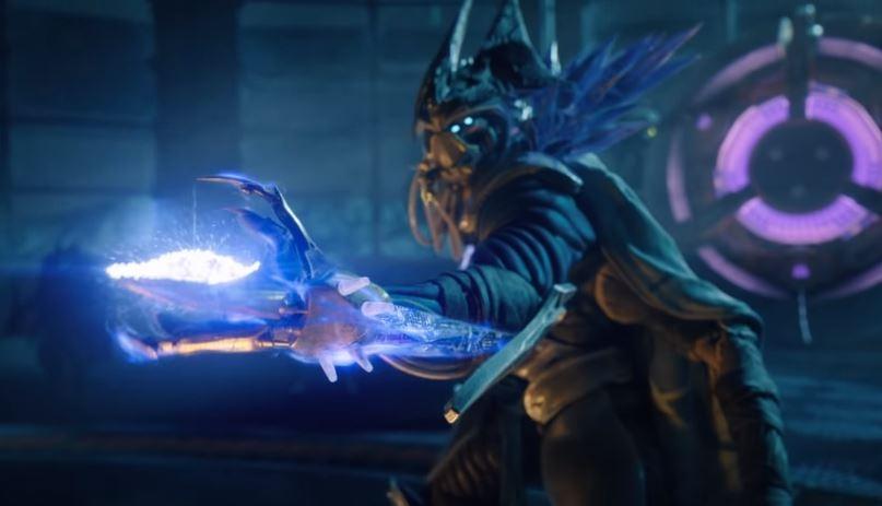 Villain Destiny 2 Beyond Light. (Bungie)