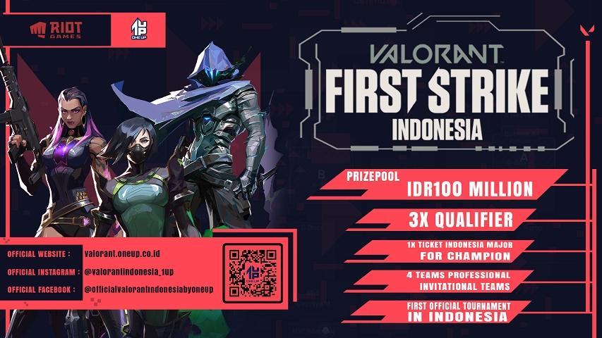 Valorant First Strike.(Riot Games)