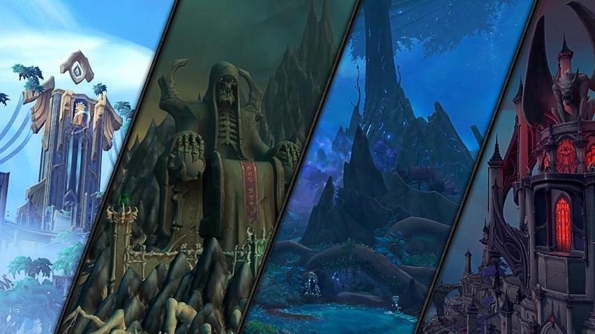 World of Warcraft Shadowlands. (Blizzard Entertainment)