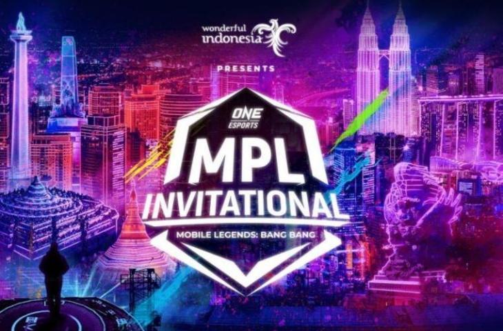 One Epsorts MPL Invitational. (MPL Indonesia)