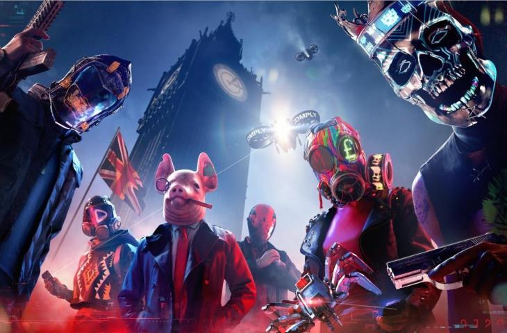 Watch Dogs Legion. (Ubisoft)