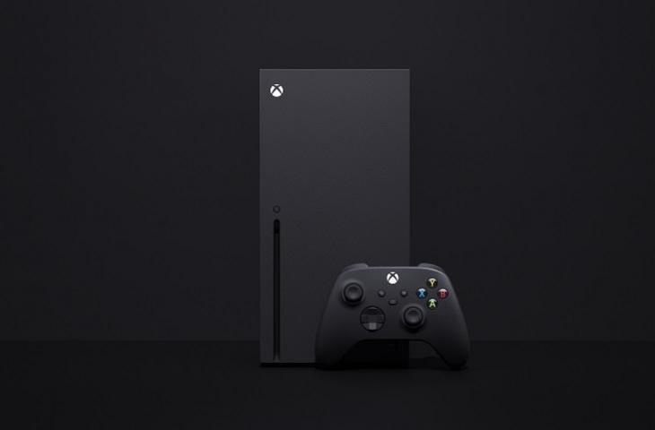 Konsol game Xbox Series X (Microsoft)
