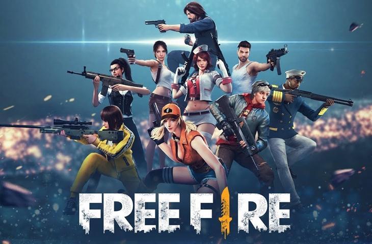 Free Fire. (Garena)