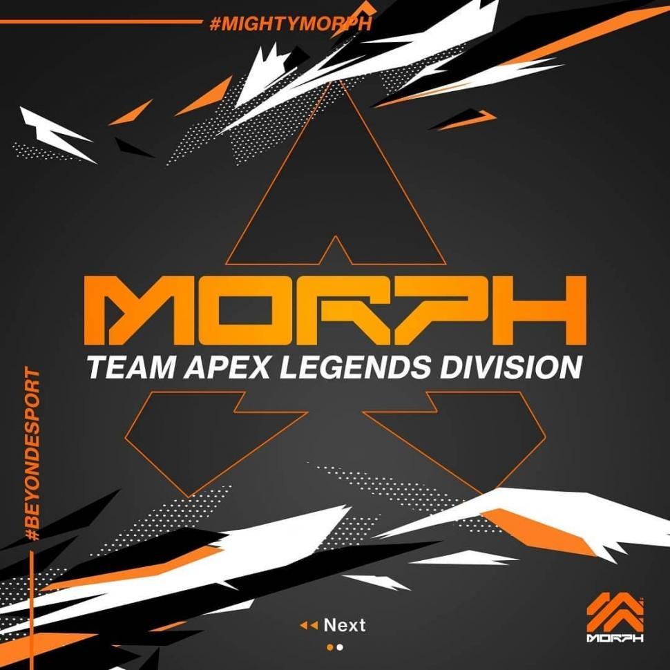 Morph Team. (instagram/morph.team)