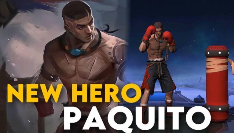 Hero baru Mobile Legends Paquito. (YouTube/ G.G. K.U OFFICIAL)