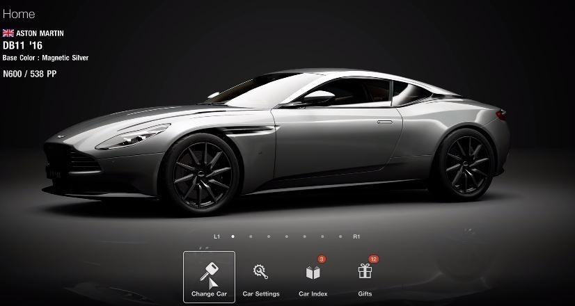 Salah satu mobil di Gran Turismo 7. (YouTube/ PlayStation)