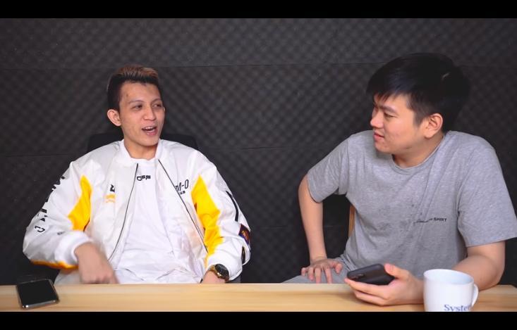 Pro player dengan role terbaik versi RRQ Xin. (youtube/Jonathan Liandi)