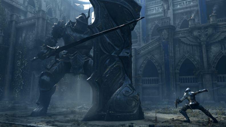 Game Demon's Souls. (PlayStation)