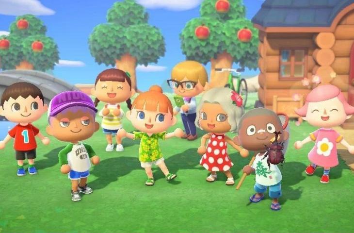 Animal Crossing: New Horizons. (Nintendo)