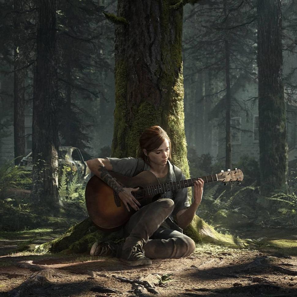 The Last of Us Part II. (Naughty Dog)