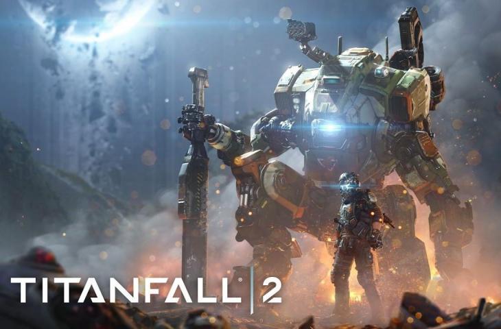 Titanfall 2. (EA)