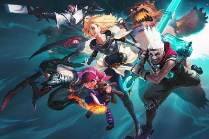 Karakter League of Legends. (Riot Games)