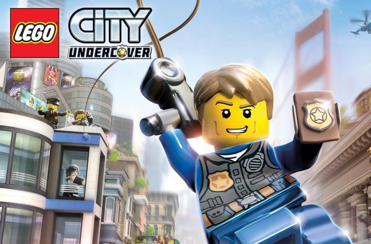 LEGO City Undercover. (TT Games)