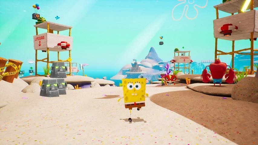SpongeBob SquarePants Battle for Bikini Bottom Rehydrated. (Steam)