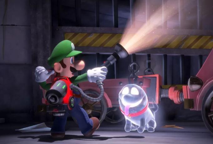 Luigi's Mansion 3 besutan Next Level Games. (Nintendo)