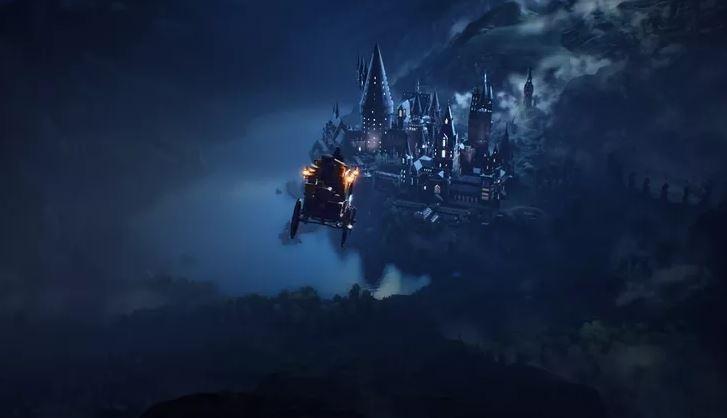 Game Harry Potter Hogwarts Legacy. (Portkey Games)