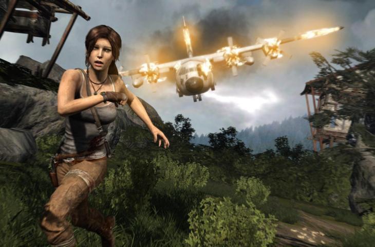 Game Tomb Raider (Steam)