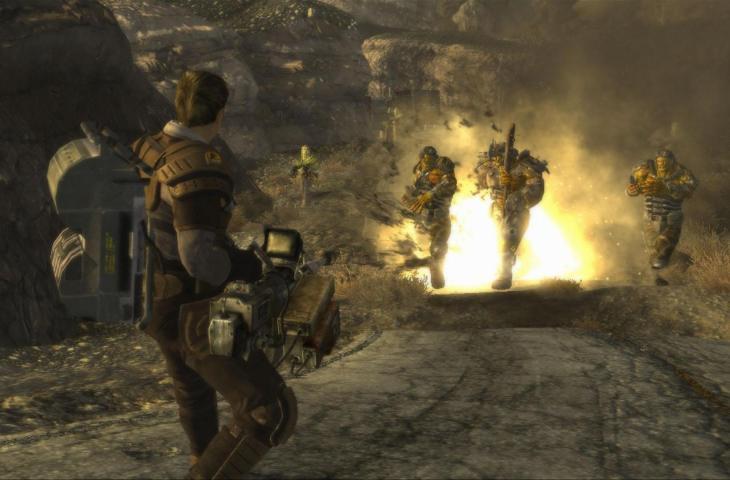 Fallout: New Vegas. (Steam)