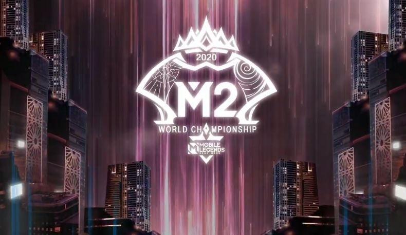 Logo M2 World Championship. (YouTube/ Mobile Legends Bang Bang)