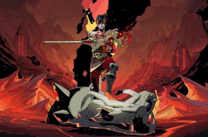 Hades. (Supergiant Games)