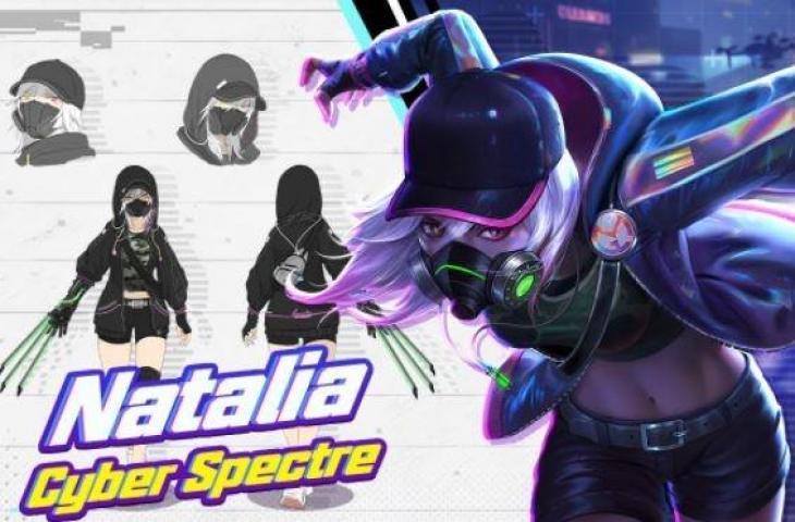 Hero Natalia Mobile Legends. (YouTube/ Mobile Legends Bang Bang)