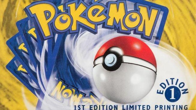 kartu Pokemon Edisi Terbatas [Polygon].