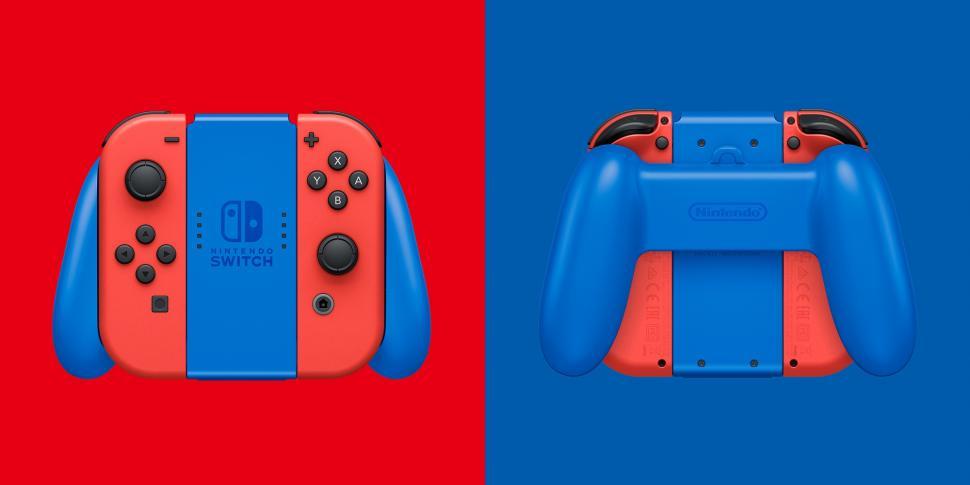Nintendo Switch bertema Super Mario. (Nintendo)