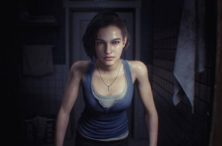 Jill Valentine di Resident Evil 3 Remake. (Capcom)