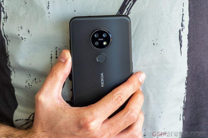 Nokia 6.2. (GSM Arena)