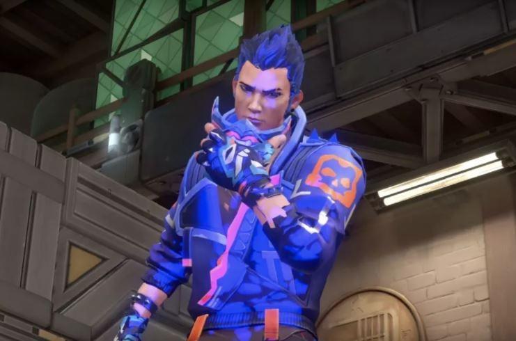 Yoru, Agent baru di Valorant. (Riot Games)