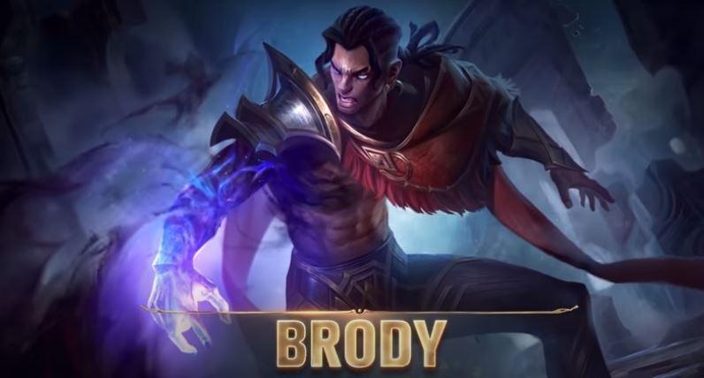 Hero Brody Mobile Legends. (YouTube/ Mobile Legends Bang Bang)