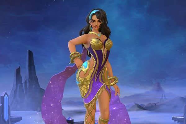 Esmeralda, Hero Mobile Legends. (Moonton)