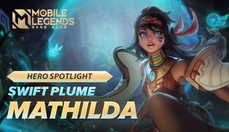Hero Mathilda. (YouTube/ Mobile Legends Bang Bang)