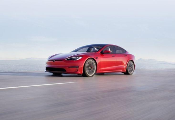 Tesla Model S. (Tesla)
