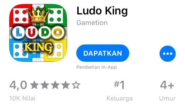 Ludo King. (HiTekno.com)