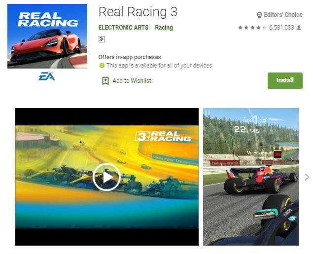 Game online terbaik. (Play Store)