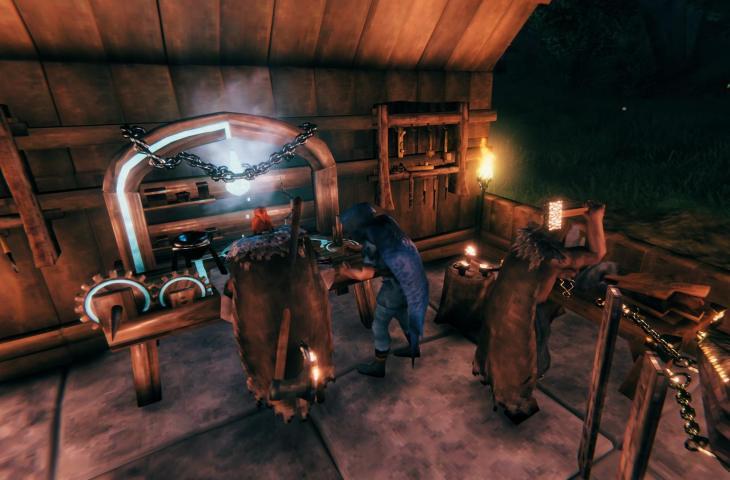 Game PC Valheim. (Iron Gate AB)