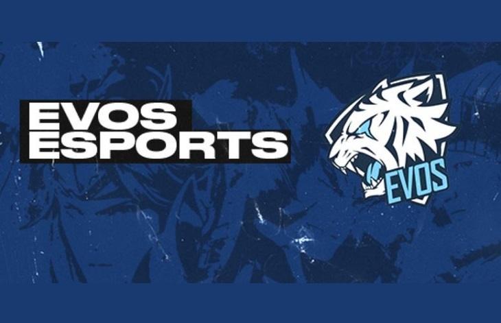 Logo EVOS. (Facebook/ EVOS Esports)