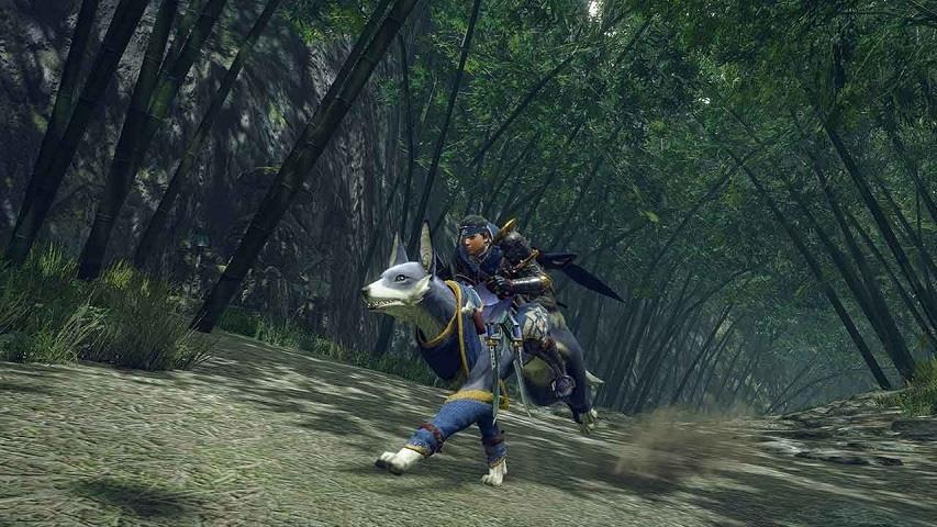 Monster Hunter Rise. (Capcom)