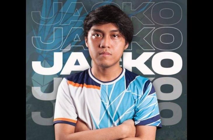 Jacko meraih Mythical Glory dalam waktu 10 hari di Mobile Legends. (Facebook/ JackoDota)