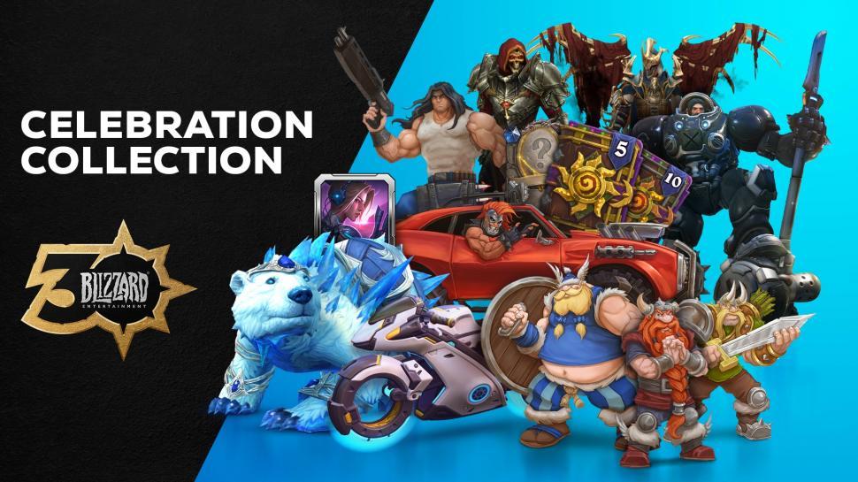 BlizzConline rayakan 30 Tahun Blizzard Entertainment. (Blizzard Entertainment)