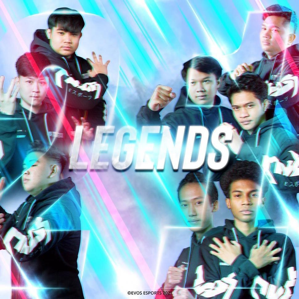 EVOS Legends. (instagram/evosesports)
